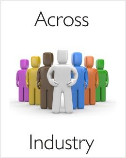 across industry